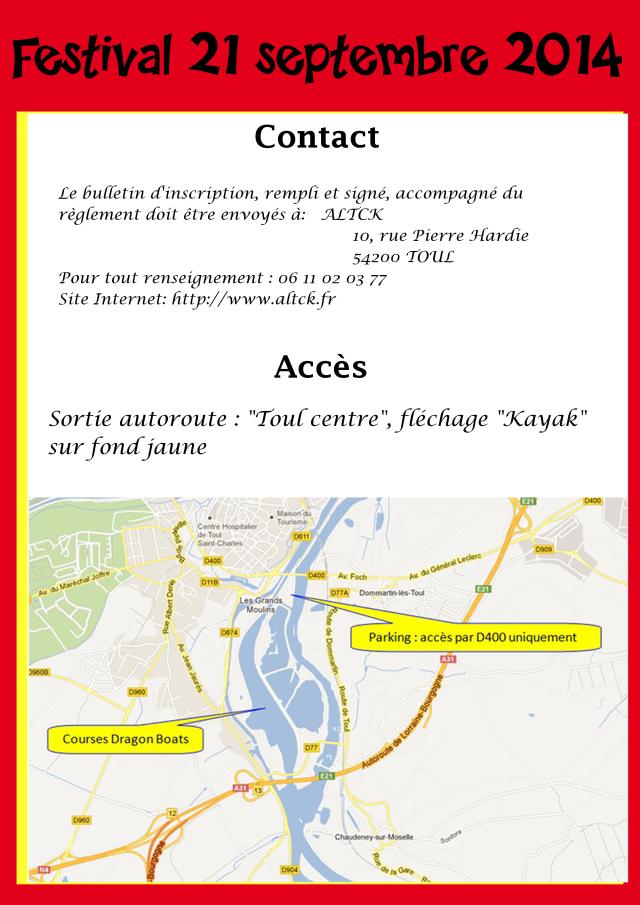 Contact & accès